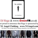 Cruise FM's DJ Rage live radio show from Friday 8th August 2014 - be afraid, be VERY afraid! House