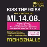 Kiss the 90ies Wonderful Days Edition Vorgeschmack