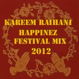 Kareem Raïhani Happinez Festival Mix 2012