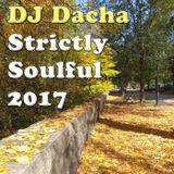 DJ Dacha - Strictly Soulful 2017 - DL152
