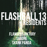 Bass Kinky Podcast #2 - FLASHBALL13 + Residents