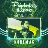 PSYCHEDELIC SLEEPOVER (100% originals)