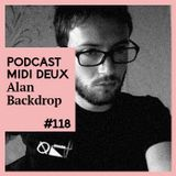 Podcast #118 - Alan Backdrop [Prologue]