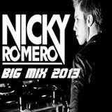 Nicky Romero - Big Mix 2013 (mixed by DJ MARV!N K!M) + Download