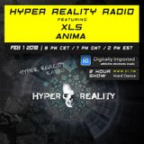 Hyper Reality Radio 076 – XLS & Anima