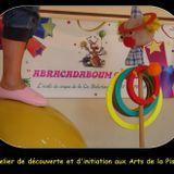 Les petites zoreilles au Grand cirque Abracadaboum de st girons