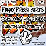 CHUBBY CHILLA a.k.a DJ FRESH CHRIS - Saunton Road Studio's X Peace Soup Promo Mix