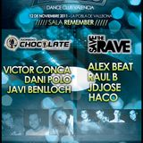 Alex Beat @ EVENTO (Save The Rave & Sonido Chocolate)