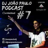 DJ João Paulo Podcast #7 - Sacramix Itararé (Set Full)
