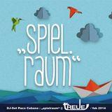 Spielraum @ MS Treue Bremen    DJ-Set Paco Cabana   Feb 2014