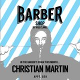The Barber Shop by Will Clarke 029 (CHRISTIAN MARTIN)