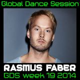 Global Dance Session Week 19 2014 Cheets with Rasmus Faber
