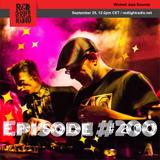 Wicked Jazz Sounds 200 @ Red Light Radio 09-25-2018