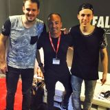 Highlights WDM - Luis Lopez entrevista a W&W en Falkata Gandia (Julio 2015)