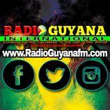 Dj Chris  On Radio Guyana International - Live Caribbean Breakfast Show 24th of September 2016