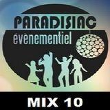 Paradisiac 10 - Mix février 2015