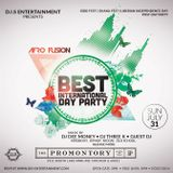 DJ DEE MONEY LIVE AT PROMONTORY AFROFUSION  DAY PARTY