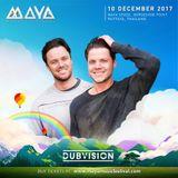Dubvision - MAYA Music Festival 2017 (10.12.2017)