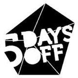 dj-wedstrijd 5 Days Off