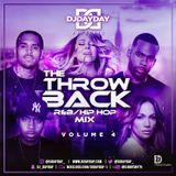 @DJDAYDAY_ / The Throwback Mix Vol. 4 [Funk/R&B/Hip Hop]