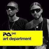 RA.340 Art Department (2012)
