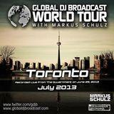Markus Schulz - Global DJ Broadcast World Tour (Toronto, Canada)  - 04.07.2013