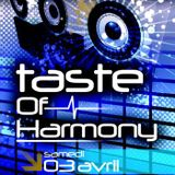 Cedric Piret CP @ Pulse Factory - Taste Of Harmony - 03-04-2010