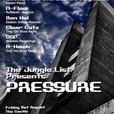 Louise Plus One B2B Hughesee - Live Set - Recorded at The Jungle_List's Pressure Night - 31 Aug 2018
