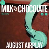 Milk'n'Chocolate's August 2014 Airplay