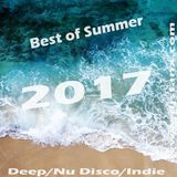 Best of Summer 2017 - Deep/Nu Disco/Indie