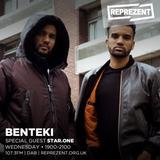 Reprezent Radio Guestmix for Benteki