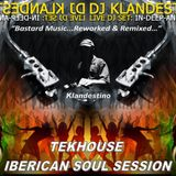 TECKHOUSE PROGRESSIVE SOUL SESSION (mixed Dj Klandestino)