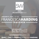 Episode 350 - Francesca Harding - January 9, 2016