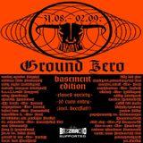 Gewalt in Ton (Live PA) @ Ground Zero basement edition - Borken (NRW) - 01.09.2012