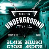 Dj Anders - Live @ #20 Underground Party -Drum n Bass Set-