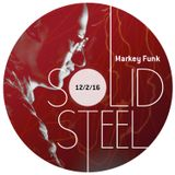Solid Steel Radio Show 12/2/2016 Hour 2 - Markey Funk