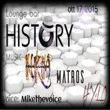 History 17-09-2015 Nickolas M.(NKM) & Matros & Hylo