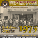 Strictly 1975 Roots Reggae