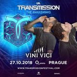 Vini Vici - Transmission Prague 2018 (Free) → https://www.facebook.com/lovetrancemusicforever