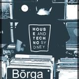 HATS Gone Global - Bōrga
