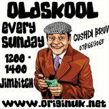 ORIGIN UK RADIO SHOW - 92/93 OLDSKOOL RAVE TO EARLY JUNGLISM.....