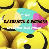 Dj LuiJack & Bharata - Live in One Club Prague - Yellow Smile