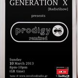 GL0WKiD - Generation X [Radio Show] pres. 'PRODIGY REMIXED' @ InvolvedRadio.gr