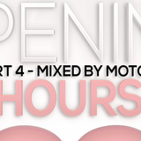 DeepStation presents Opening Hours - part 4 mixed by Motoko