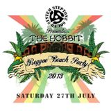 The Hobbit Reggae Beach Party 2013