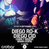 Brian Lespio @ Crobar / WarmUp for Diego Cid B2B Diego Ro-k [Techna Fest 2013-09-07]