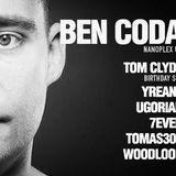 DJ 7EVEN @ Ben Coda (UK) Sick Live in Moscow 08_10_16
