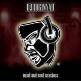 DJ Diginyah Mind and Soul Sessions -  2-6-15