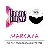 MARKAYA // Defora Records Takeover 2017