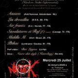 Middle M - Live At Triptyque (Paris - 25.07.07) [Rare Session]